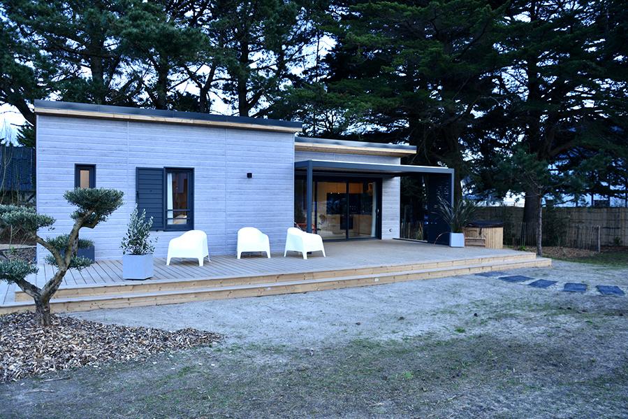 144 cottages avec parcelle privative